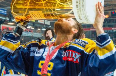 Saisonende für SCL-Verteidiger Mike Völlmin