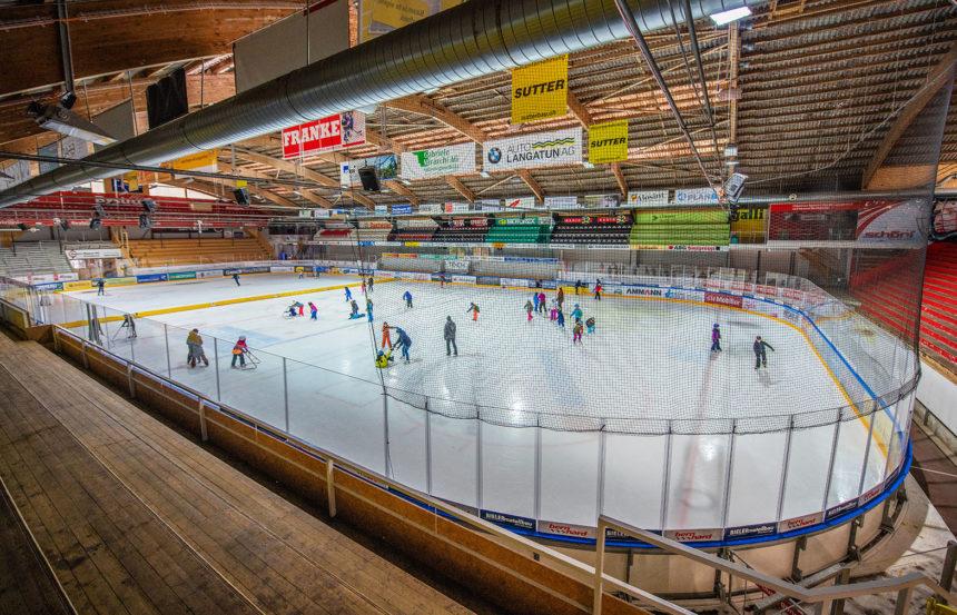 Eissportinfrastruktur: Stadt und SCL gehen gemeinsam vorwärts