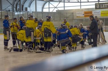Der SC Langenthal ist zurück auf dem Eis