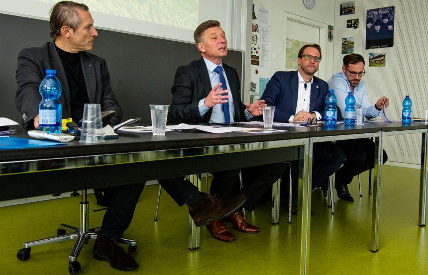 Der SC Langenthal soll in fünf Jahren umziehen