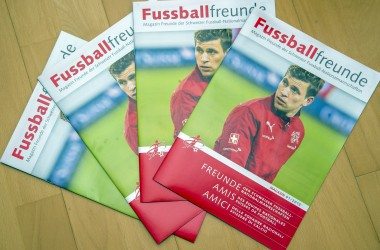 Das Freunde-Fussballmagazin ist da!