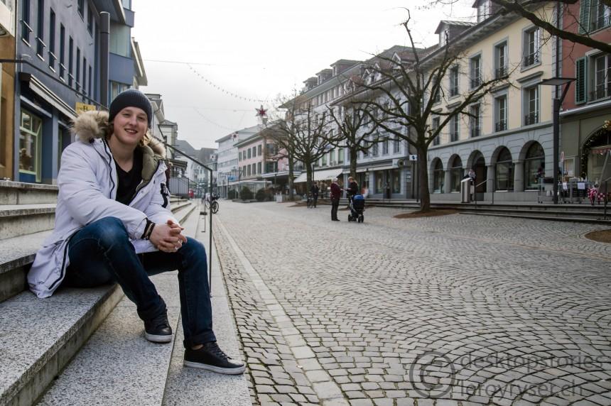 Philip Ahlström: Der Grossstadt-Junge in Langenthal
