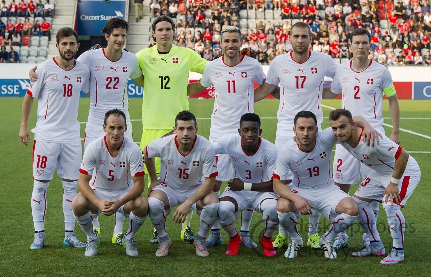 Schweiz besiegt Liechtenstein mit 3:0