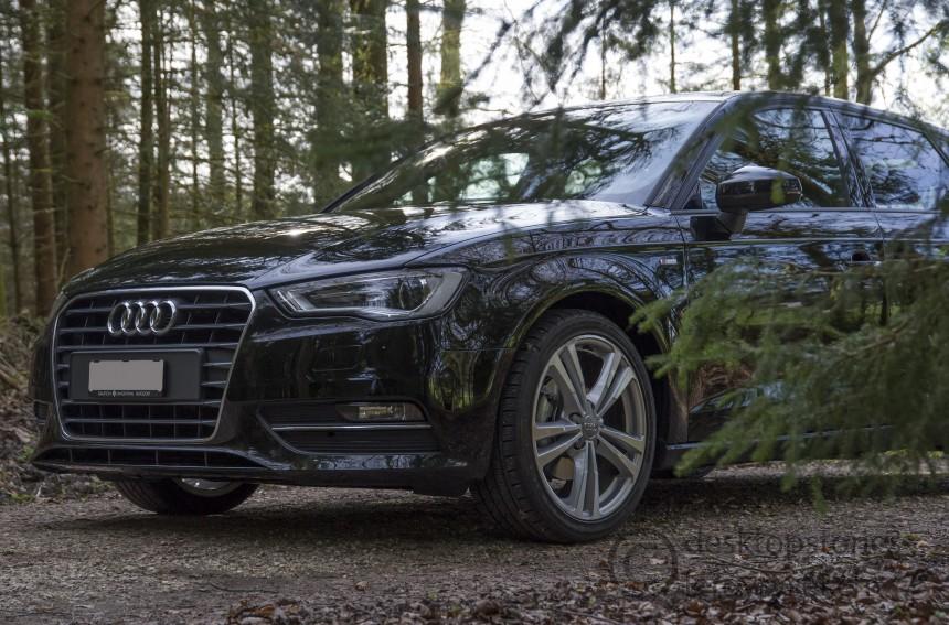 Erlebnis Audi-Fahren