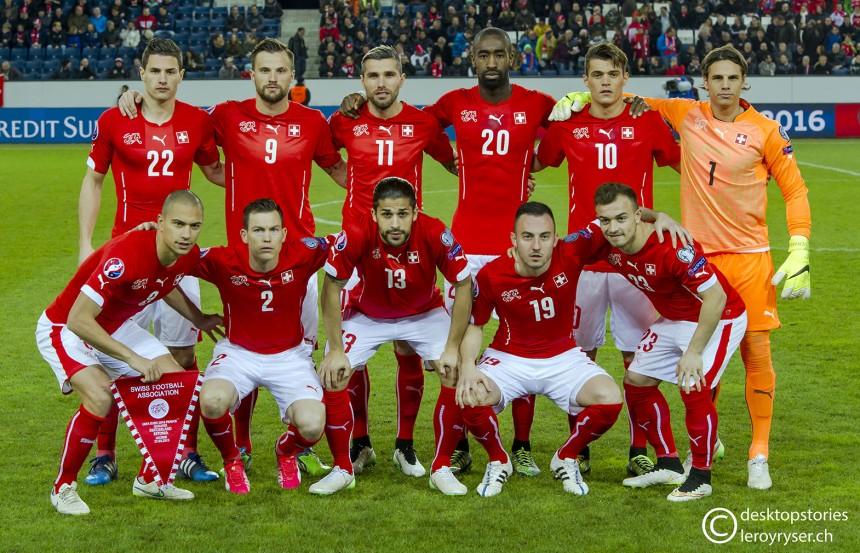Schweizer siegen 3:0 gegen Estland