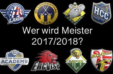 Wer wird NLB-Schweizermeister?
